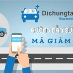 Cách sử dụng Mã giảm giá của Đi chung Taxi?