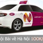 4 cách di chuyển từ sân bay Nội Bài về Hà Nội
