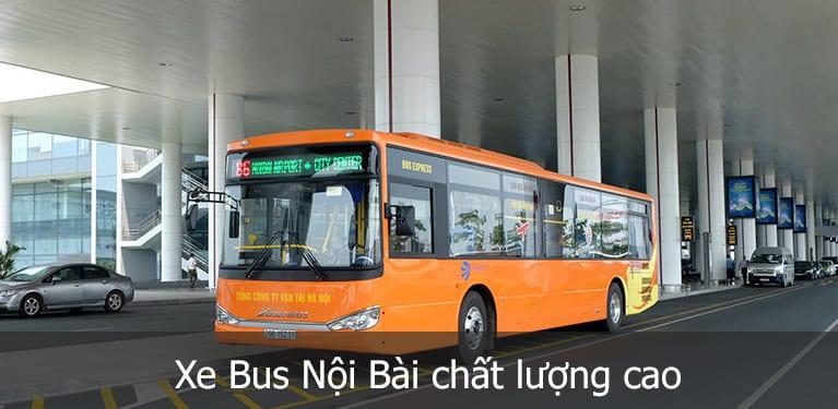 cách di chuyển từ sân bay Nội Bài về Hà Nội - hinh 1