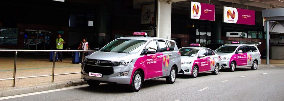 Taxi từ Bình Ba về sân bay Cam Ranh