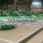 Số điện thoại các hãng taxi ở Vĩnh Long