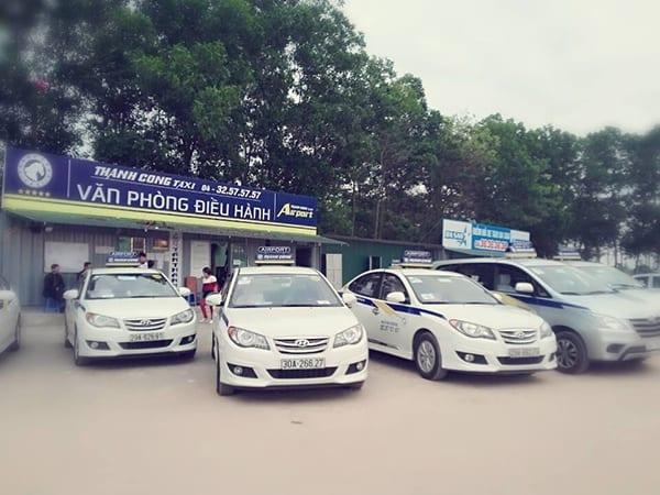 Số điện thoại các hãng taxi ở An Giang