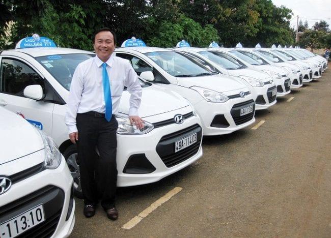 Taxi Đà Lạt – Danh sách số điện thoại taxi Đà Lạt giá rẻ
