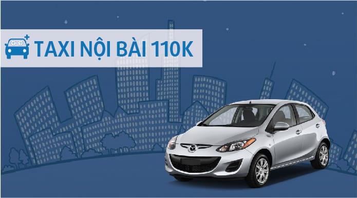 Đi Nội Bài Taxi nào rẻ nhất?