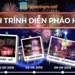 Thông tin lễ hội pháo hoa Đà Nẵng 2018