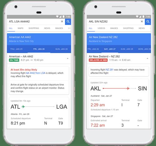 Google Flights có thêm tính năng dự báo hoãn chuyến bay - hinh 3