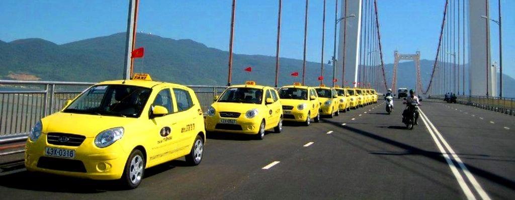 Taxi từ Đà Nẵng