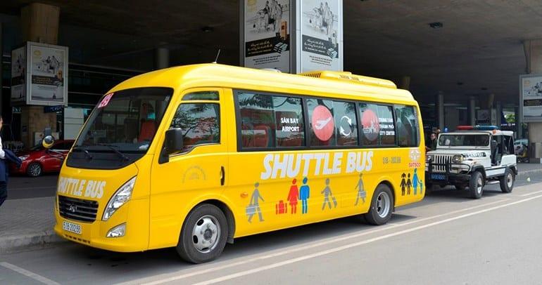Tuyến xe buýt tại sân bay Tân Sơn Nhất - hinh 7