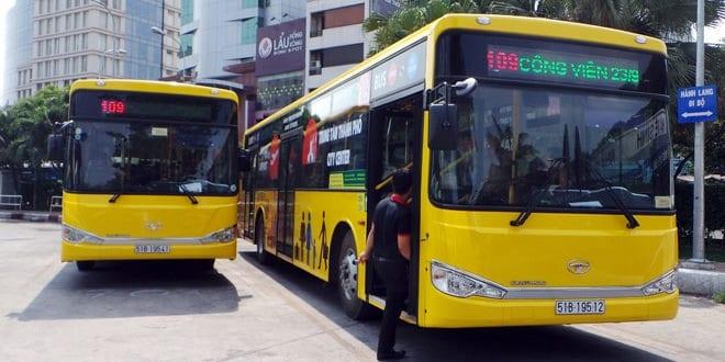 Tuyến xe buýt tại sân bay Tân Sơn Nhất - hinh 5