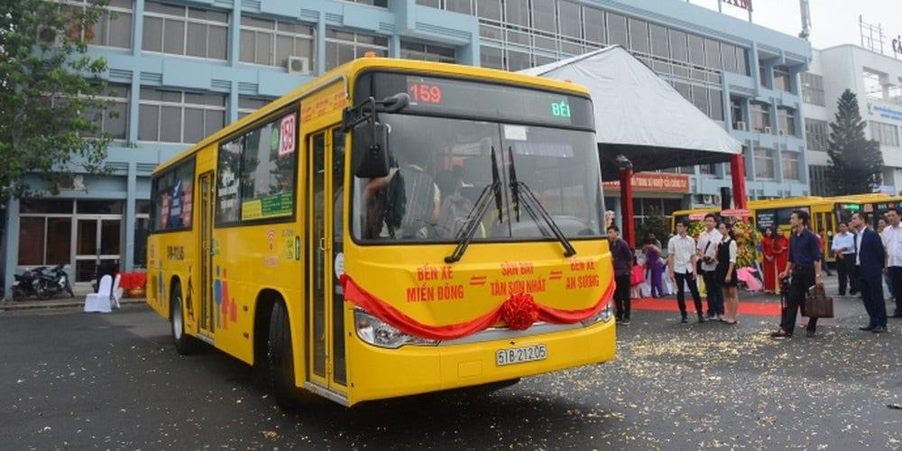 Tuyến xe buýt tại sân bay Tân Sơn Nhất - hinh 6