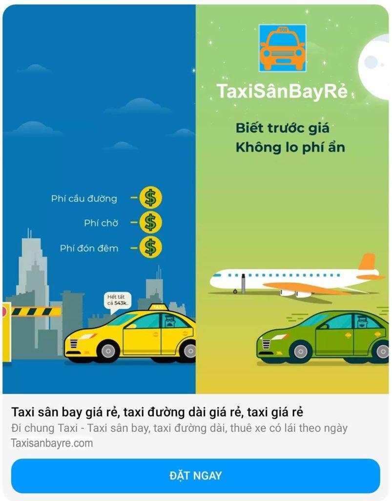 banner - Taxi Sân Bay - 03