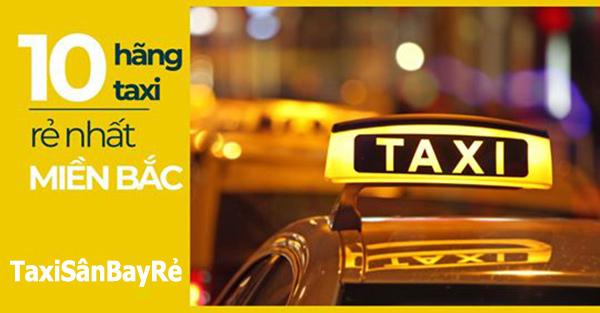 10 hãng taxi nổi tiếng giá rẻ tại Hà Nội