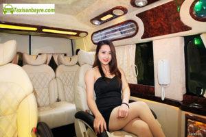xe limousine chất lượng cao